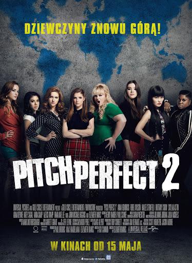Polski plakat filmu 'Pitch Perfect 2'
