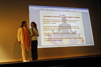 Photo: El Yoga como método integral de mejora personal.