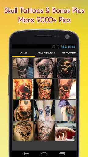 Cool Skull Tattoo Ideas