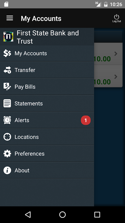 FSBT Mobile Banking- screenshot