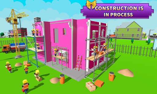 Doll House Design & Decoration : Girls House Games ss2