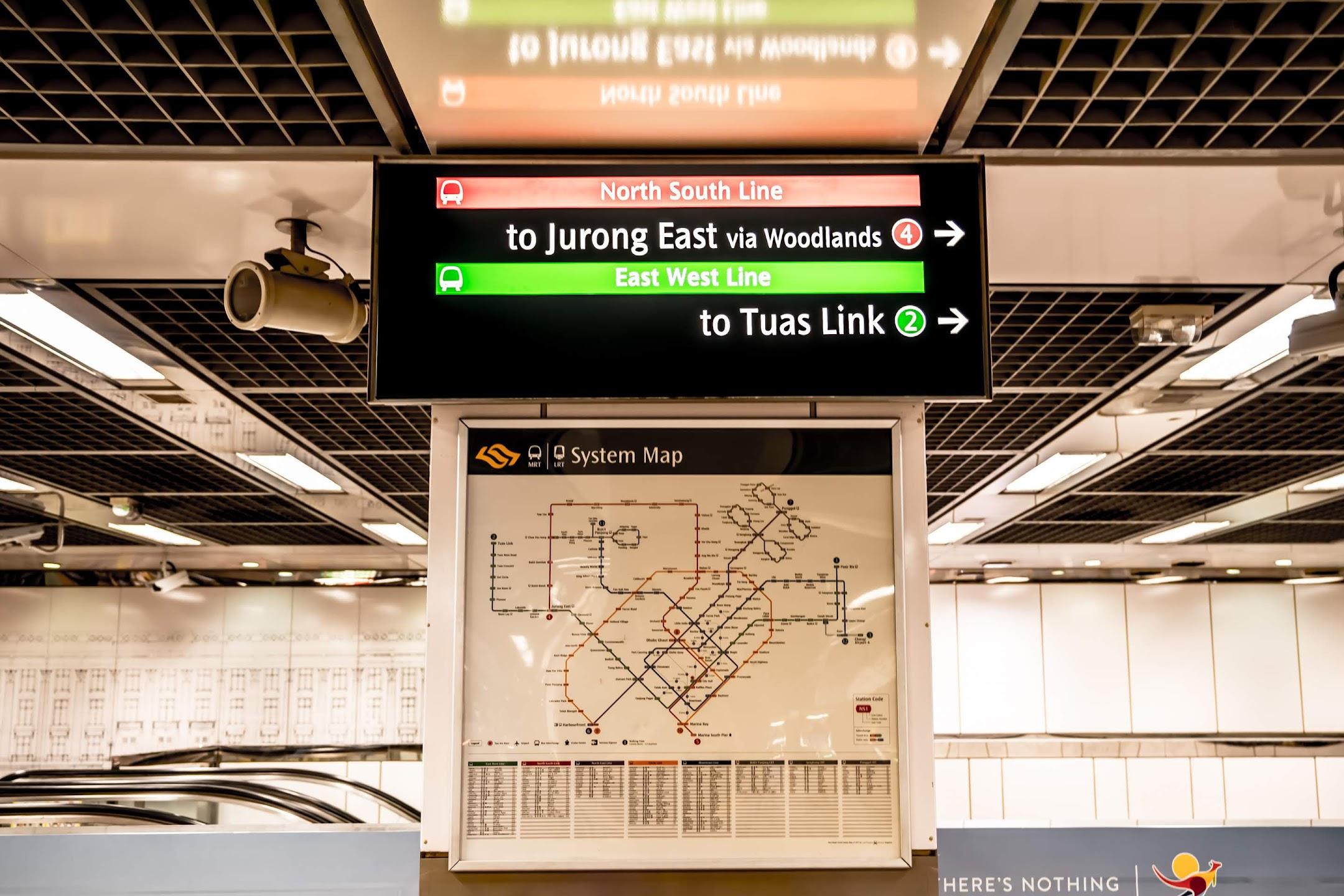 Singapore MRT1