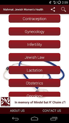 Jewish Women's Health