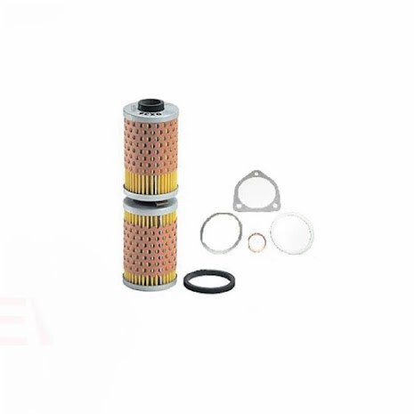 Oilfilterset OX36D two-piece for BMW R2V with oilcooler