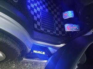 ハイエースバン  4型ディーゼルS-GL 4WDのカスタム事例画像 くしさんの2020年07月11日19:38の投稿