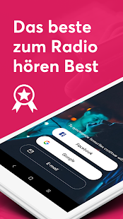 Internetradio und Online Radio - Replaio Screenshot