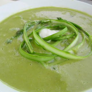 Cold Asparagus Soup Recipes