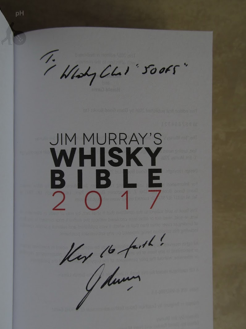 Whisky Bible 2017 - 50OF5