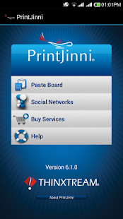 PrintJinni Mobile Printing App - screenshot thumbnail