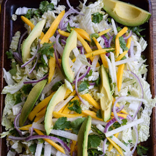 Mango and Jicama Slaw