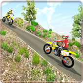 Fast Motorcycle Driver 3D Game