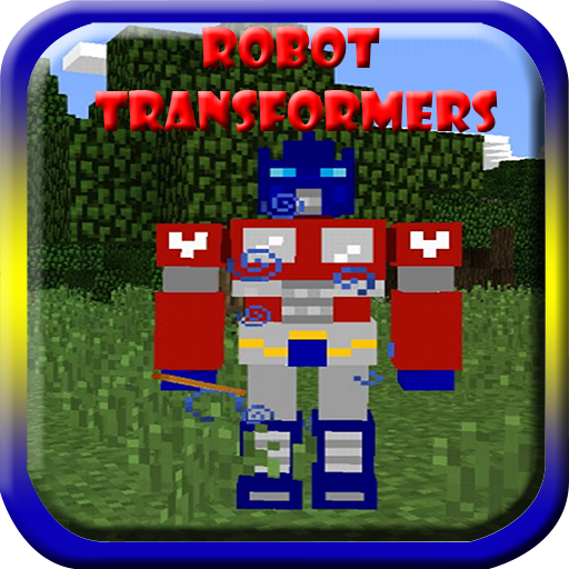 Robots Transformation Mod MCPE