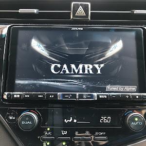 カムリ AXVH70 WSのカスタム事例画像 D4Cさんの2018年10月05日22:24の投稿