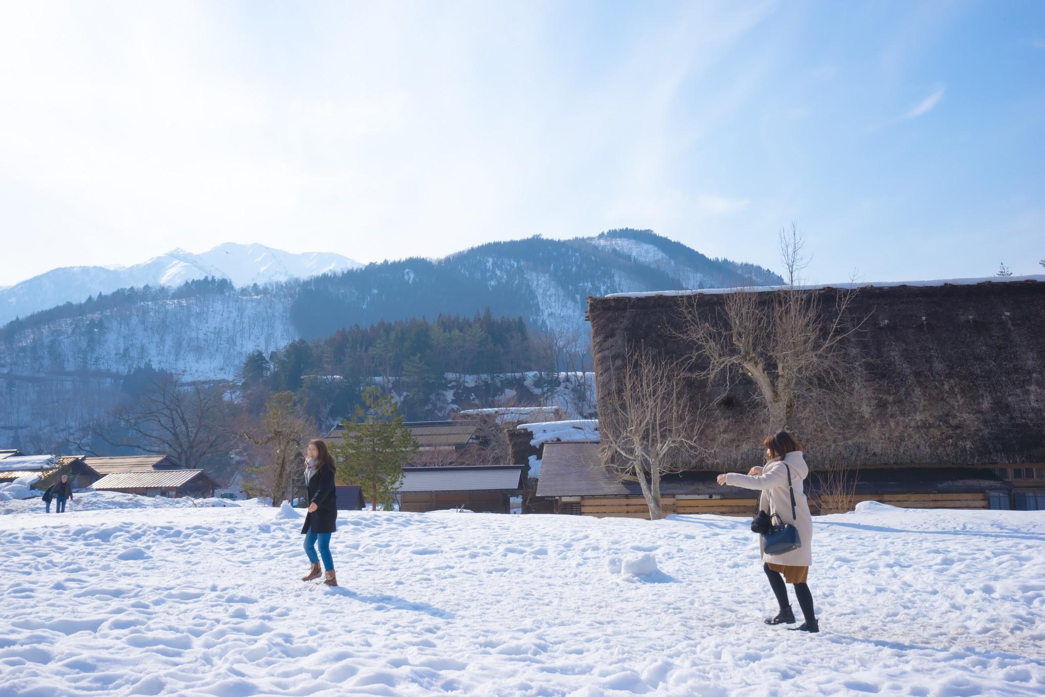 白川郷 冬2