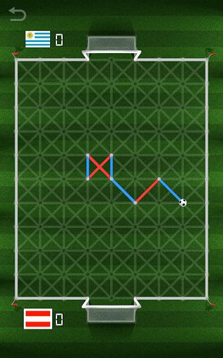 Kick it - Paper Soccer  screenshots 11