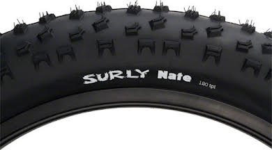 "Surly Nate Tire 26 x 3.8"" 120tpi Folding Ultralight Casing alternate image 1"