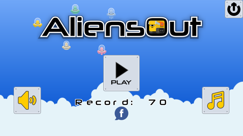 Aliens Out- screenshot
