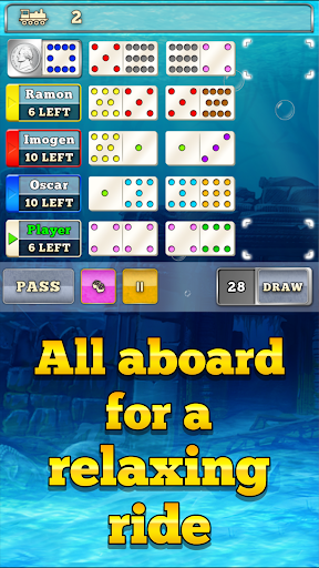 Mexican Train Dominoes Gold 2.0.7-g screenshots 2