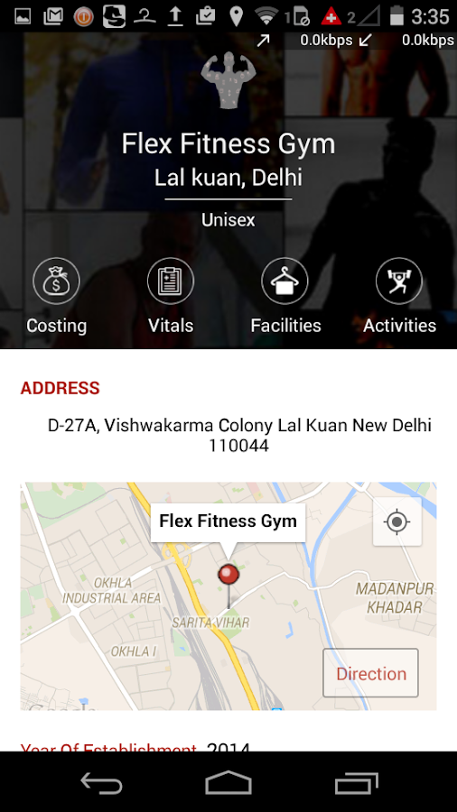 LabhLe - Find Your Fitness- screenshot