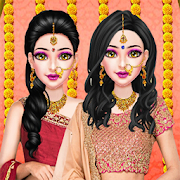 Make Up Indian Girl and Makeover APK
