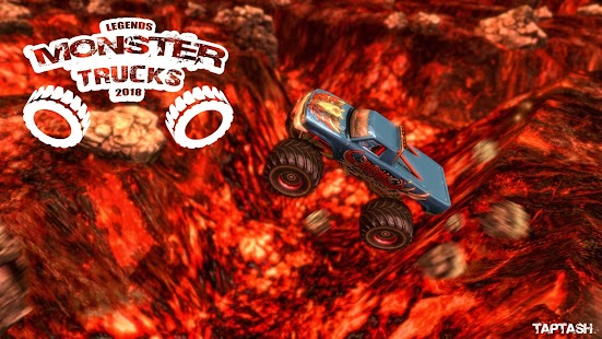 Monster Truck Legends : Offroad Adventures 2018 - náhled