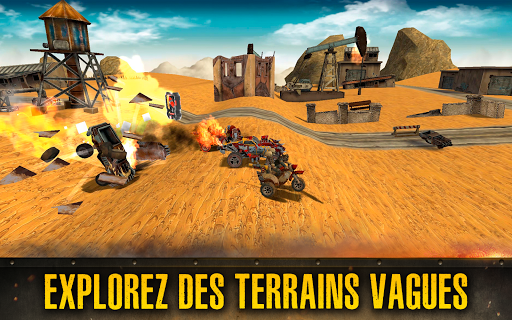 Dead Paradise: The Road Warrior  captures d'écran 2