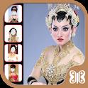 Kebaya Fashion Camera icon