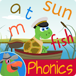 Phonics - Sounds to Words for beginning readers 2.61