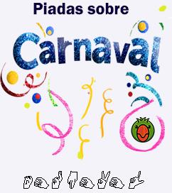 Piadas sobre o carnaval