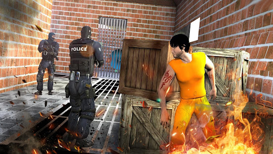 Prison Survival Mission:Secret Escape MOD apk