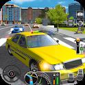 Real Taxi Simulator 2019 icon