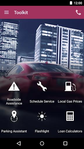 Pohanka Lexus DealerApp