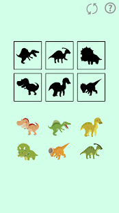 Download 恐竜パズル For PC Windows and Mac apk screenshot 7
