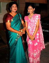 Photo: Year 2 Day 109 - Mother and Daughter in Lovely Saris