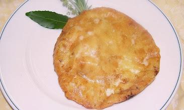 Photo: Con il formaggio facciamo anche il frico