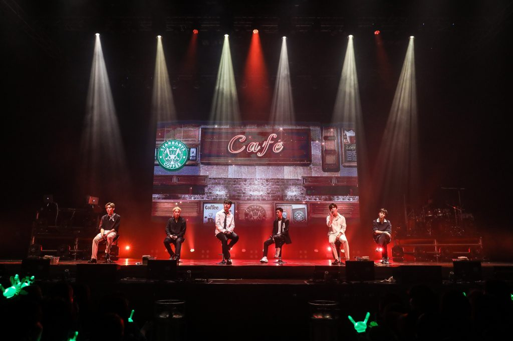 B A P Says Their Latest Concert May Be Their Last, Breaking
