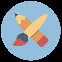 الرسام المعلم icon