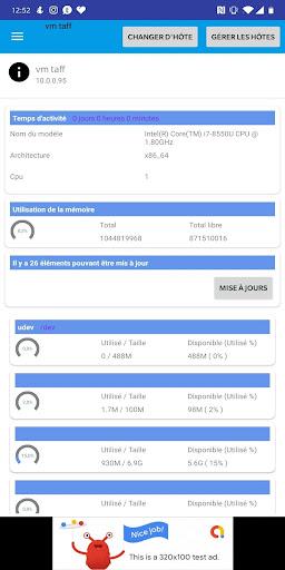 monitor my server (mms) screenshot 1