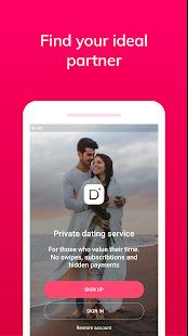 App Denim X - safe dating app APK for Windows Phone