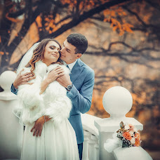 Wedding photographer Andrey Khomenko (Oksamyt). Photo of 24.10.2017