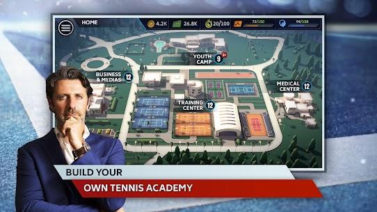 Tennis Manager 2019 MOD Apk 1.15.4356 (Unlimited Money) 1
