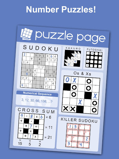 Puzzle Page - Crossword, Sudoku, Picross and more screenshots 14