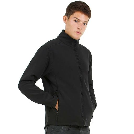 B&C Two Layer Softshell Jackets