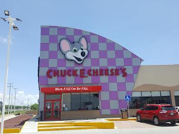 Chuck E. Cheese's Querétaro Juriquilla