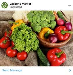 Click-To-Messenger Ads. Source: HubSpot