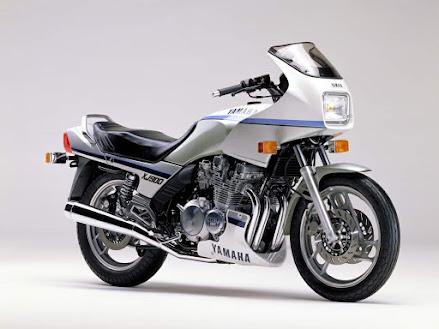 yamaha XJ 900-manual-taller-despiece-mecanica