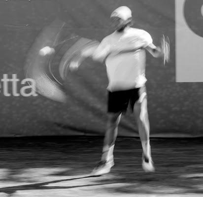 Velocissimamente tennis....