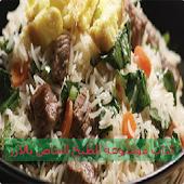 كتاب موسوعة الطبخ الخاص بالارز