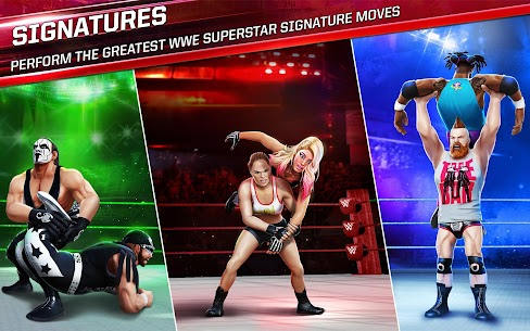 WWE Mayhem App Latest Version Download For Android and iPhone 10
