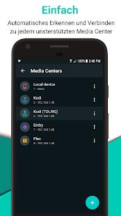 Kodi Fernbedienung App